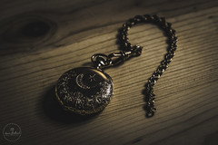 IMG_4695logo (Annie Chartrand) Tags: watch pocketwatch gold diamond time star moon vintage antique jewelry chain circle