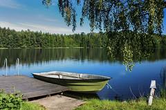 IMG_7329-1 (Andre56154) Tags: schweden sweden sverige boat sky water lake ufer landschaft landscape