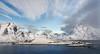 Lofoten Spires (adovision) Tags: lofoten islands norway winter landscape seascape photography