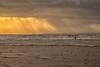 Crosby Beach Storm Eleanor (Steve Samosa Photography) Tags: stormy storm eleanor crosby beach ironmen waterloo england unitedkingdom gb