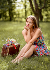 Summer daydreams by sauliuske -