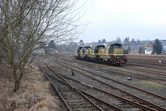 NMBS 8229+8238+8251+8253 Gouvy (Davy Beumer) Tags: nmbs l42 fvy hlr737482