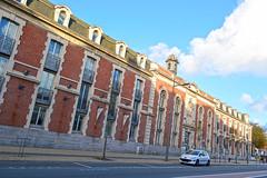 Calais (France) - Boulevard Jacquard - 2 (Bjorn Roose) Tags: björnroose bjornroose calais pasdecalais france frankrijk architecture architectuur