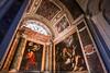 _saint_louis_des_francais_rome_96x850026 (isogood) Tags: saintlouisdesfrancais saintlouis church baroque barroco religion religious prayer rome italy christian caravage caravaggio sanluigideifrancesi roman catholic saintmatthew