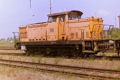 DB 346807-1 (bobbyblack51) Tags: db class 346 dr 106 lew d diesel shunter 3468071 1068071 bw mukran 2001