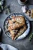 lavender blueberry & (alaridesign) Tags: lavender blueberry ricotta turnovers