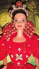 1998 Flores de Mayo Reyna Elena Barbie (6) (Paul BarbieTemptation) Tags: 1998 flores de mayo barbie reyna elena santacruzan festival collection superstar philippines exclusive collector limited edition