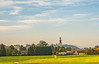 Village (fotofrysk) Tags: church churchtower homes farms green woods forests village austriancountrysideviennasalzburgtrain viewfromthetrain railjet easterneuropetrip vienna austria wien oesterreich sigma1750mmf28exdcoxhsm nikond7100 201709275778
