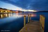 Salo'.Garda lake (Luca-Anconetani) Tags: lago garda travel luceradente lucaanconetani nikon lagodigarda alba sunrise natura landscapes paesaggio italia provbrescia pontile pier acqua salo gardalake wharf