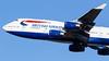 G-CIVF British Airways Boeing 747-436 (v1images Aviation Media) Tags: v1images aviation media group jason nicholls lhr egll london heathrow international airport uk united kingdom england eu europe takeoff take off departure blue sky 27l esso