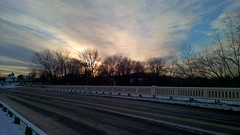 WP_20171231_15_49_48_Rich (PureView Life) Tags: nokia lumia 1520 nokialumia nokialumia1520 lumia1520 pureview carlzeiss wp windowsphone road bridge sky coldday clouds sunset