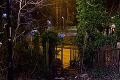 Public Footpath, Coulsdon, London Borough of Croydon (LFaurePhotos) Tags: cr5 coulsdon londonboroughofcroydon londonbynight streetsoflondon lfaurephotos southeastlondon surrey