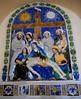 """""""The Pietà"""" - glazed terracotta (1525-1532) by Santi Buglioni (1494-1576) and disciples - Friary of La Verna / Arezzo / Tuscany - Friary of La Verna / Arezzo / Tuscany (Carlo Raso) Tags: laverna arezzo tuscany toscana santibuglioni terracotta pietà"""