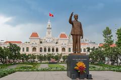 Ho Chi Minh Park Saigon