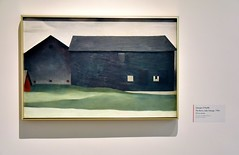 The Barns, Lake George (jpellgen (@1179_jp)) Tags: museum georgiaokeeffe art contemporaryart painting modernart american americanart travel nikon sigma 1770mm d7200 december winter santafe southwest usa america downtown nm newmexico artist
