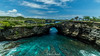 Broken Sea (PixelChariot) Tags: broken sea nusapenida nusa clouds bluesky sky bali indonesia canon5d canon samyang samyang14mm