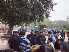Neroes Will be Neroes (Mayank Austen Soofi) Tags: nero chess palika connaught place neroes will be