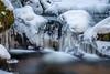 Höllfall | Eiskristalle (AnBind) Tags: schnee motive waldviertel höllfall winter wasserfall wasser jahreszeit einszapfen 2017 eis natur kamp arbesbach niederösterreich österreich at