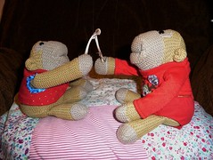 #FlickrFriday     A Stroke Of Luck      is coming soon... (Martellotower) Tags: flickrfriday a stroke luck wishbone monkeh monkeys make wish astrokeofluck