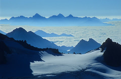 Blue Alps (anthony.dyke1) Tags: mountains alps snow chamonix montblanc