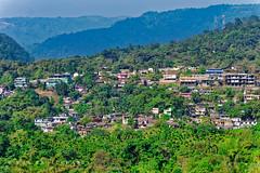 Meghalaya (Md Abdul Kahar) Tags: meghalaya jaflong sylhet bangladesh india nature mountain hill trees house