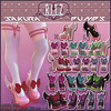 Sakura Pumps ([Ritz] CEO) Tags: gacha gachapon event secondlife fashion kawaii kawaiiproject sakura card captor wand shoe shopping pink magic anime girl