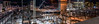 warriors area construction panorama (pbo31) Tags: bayarea california nikon d810 color black dark night december 2017 boury pbo31 sanfrancisco city urban construction build crane missionbay warriors basketball nbl arena chase over frame progress sport 3rd site panorama large stitched panoramic steel