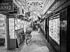 Christmas in the Oxford Covered Market in Black and White (Ian Campsall) Tags: christmas blackandwhite coveredmarket oxfordshire oxford england bw commerce