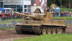 Tiger 1 16th September 2016 #3 (JDurston2009) Tags: tigerday bovington bovingtoncamp dorset tank tankmuseum thetankmuseum tiger tiger1 tiger131 tigerdayviii heavytank