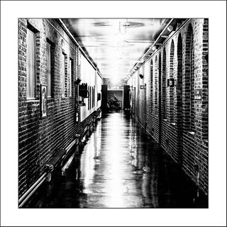 Couloir du labeur / Corridor of toil