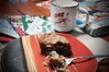 memories of yesterday linger on (ladybugdiscovery) Tags: oatmeal breakfast oma