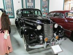 1937 Oldsmobile (Hugo-90) Tags: 1937 olds oldsmobile museum transportation