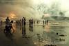 Ano Novo em Santos 2017 / 2018 (Stefan Lambauer) Tags: anonovo smoke fumaça newyear fireworks beach praia fogos reveillon people orla stefanlambauer 2017 2018 brasil brazil santos sãopaulo br