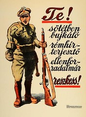 "Hungarian Soviet Republic propaganda • <a style=""font-size:0.8em;"" href=""http://www.flickr.com/photos/81723459@N04/39435276812/"" target=""_blank"">View on Flickr</a>"