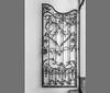 Door of wrought iron... (Rainer Fritz) Tags: neuebischöflicheresidenz passau schmiedekunst flickr natur tor wroughtiron