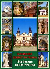 postcard - Tremotina, Germany 3 (Jassy-50) Tags: postcard postcrossing kalwariazebrzydowska poland park religious multiview unescoworldheritagesite unescoworldheritage unesco worldheritagesite worldheritage whs