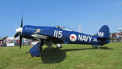 "Hawker Sea Fury FB 11 2 • <a style=""font-size:0.8em;"" href=""http://www.flickr.com/photos/81723459@N04/39531990321/"" target=""_blank"">View on Flickr</a>"