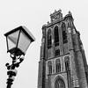 Grote Kerk in de sneeuw (Marjan van de Pol) Tags: 5dmarkiv canon canon5d dordrecht grotekerk nederland sneeuw winter favorite faved fave