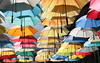 port louis umbrellas (kexi) Tags: mauritius ilemaurice africa portlouis many colors umbrellas october 2016 canon bright instantfave