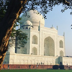 Taj Mahal another perspective
