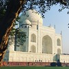 Taj Mahal another perspective (Eustaquio Santimano) Tags: taj mahal minaret leaning agra india mumtaz shah jahan for beloved