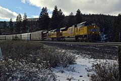 UP AMICPR-30 (caltrain927) Tags: union pacific railroad empty autorack train emd sd70ace ge es44ac ac45ccte c45accte ac gevo boca california ca
