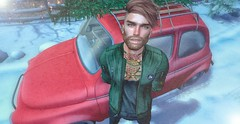 #942-MY-NOSE-RED (Zeva Style) Tags: event wintertrend stores stealthic catwa straydog dappa ascend pm