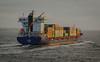Feeder ship Pegasus in Öresund (frankmh) Tags: ship cargoship containership feedership pegasus öresund
