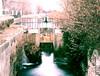 canal de castilla (diego andres gutierrez) Tags: canal de castilla water larga exposicion esclusa