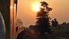 Sunset in North Maharashtra (shivam.rai.111) Tags: sunset north maharashtra marathwada lhflhfguntakalwdm3dtwinsapproachhingoliassunsets trainbankswhiletakingwestdirection02732jaipurhyderabadholidayspecialtrainonchristmasevening