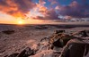 Light on the rocks (Phil-Gregory) Tags: nikon d7200 tokina 1116mm 1120mm 1116mmf8 1120mmf2811 1120prodx 1120mmproatx11 naturalphotography naturephotography natural national countryside colours sunrise rocks light lightroom wideangle ultrawide morning christmas carlwark peakdistrict