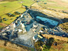 Aerial Picture of Balmedie Quarry (bestviewedfromabove.co.uk) Tags: aerial aerialpicture aberdeenshire above bestviewedfromabove best bvfa council dji drone fpv from grampian mavic photography pictures quarry scotland uk viewed view wwwbestviewedfromabovecouk balmedie belhelvie ab23 asphalts bituminous mixtures