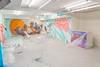 1-82 (Corey Seith Burns) Tags: graffiti art artist artists illusions losangeles hollywood paint lettering handlettering artchemists museumofillusions street california cali