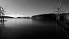 Loch Mallachie (duncan_ireland) Tags: loch mallachie lochmallachie garten lochgarten speyside scotland lake lochan cairngorm cairngorms cairngormnationalpark nationalpark national park black white blackandwhite